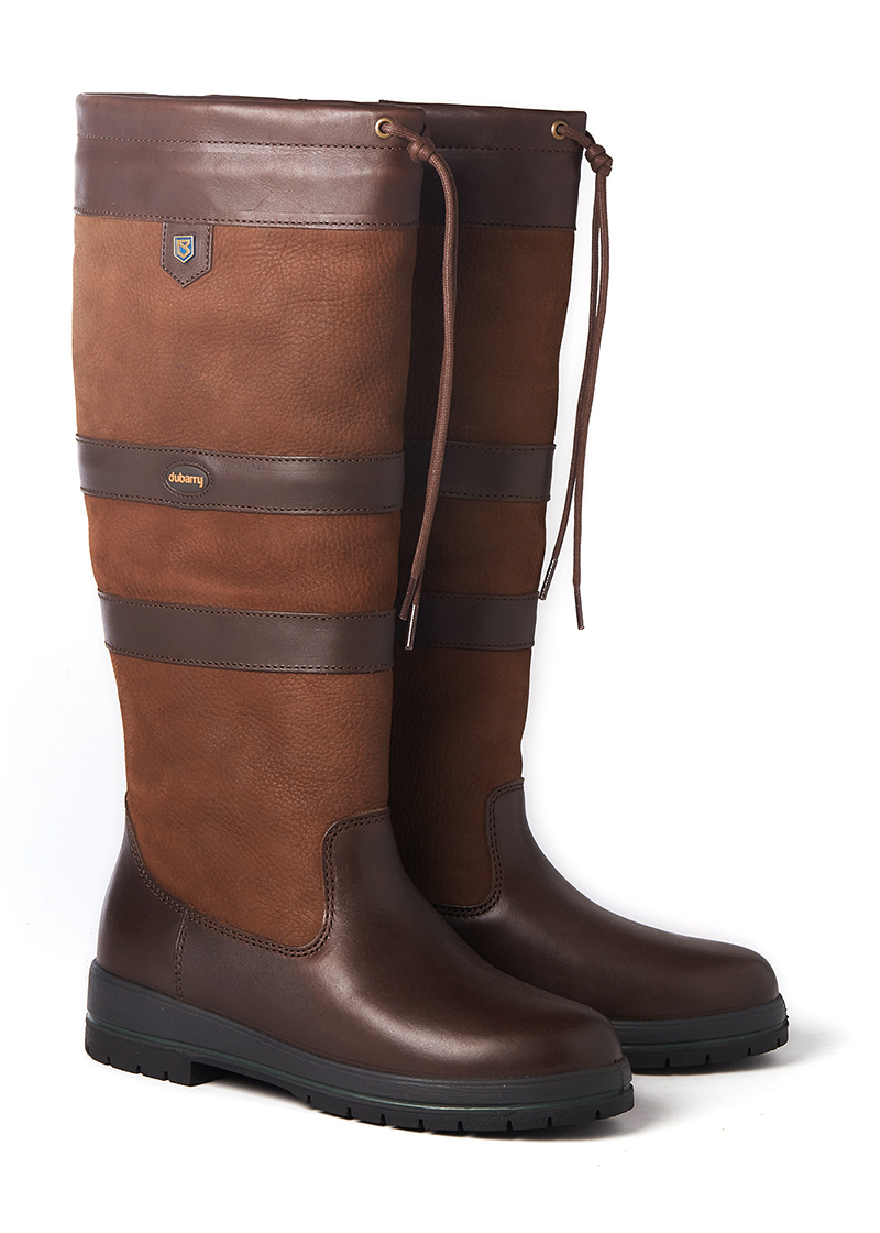 Dubarry Galway Extra-Fit Boot Walnut