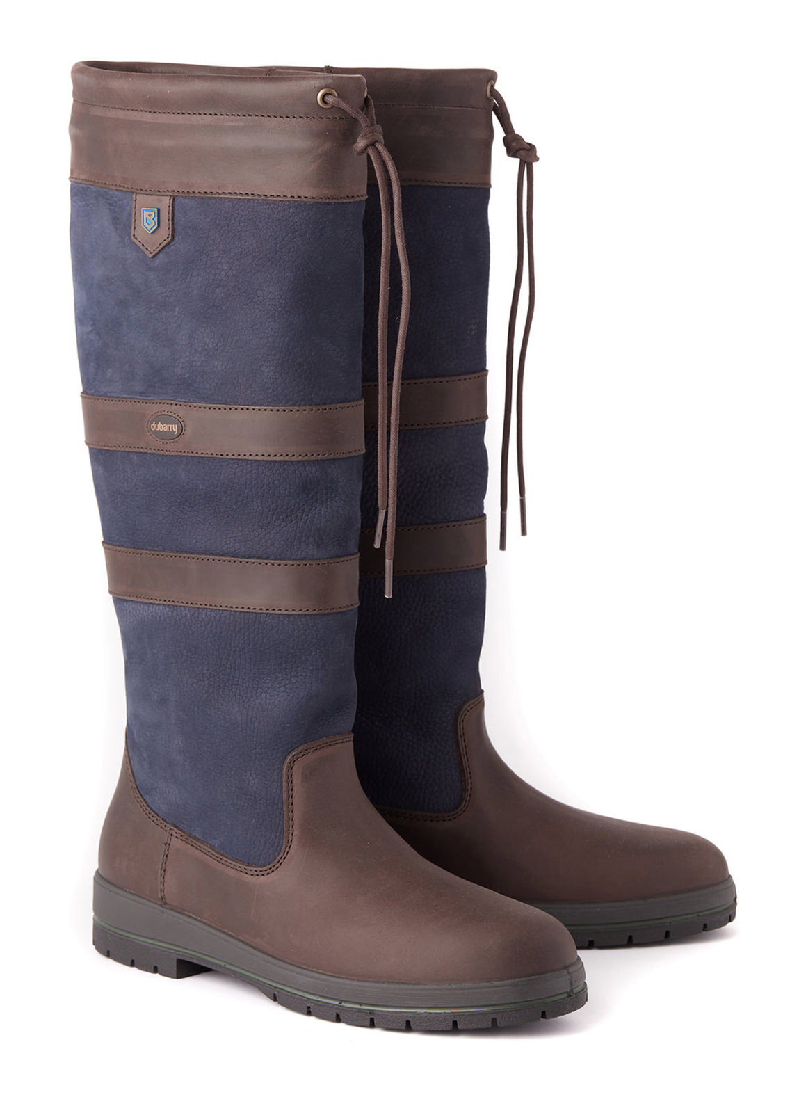 Dubarry Galway Navy