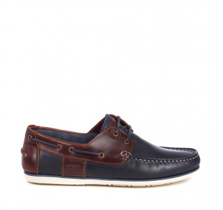 Barbour Capstan Shoe Navy