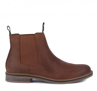 Barbour Farsley Chelsea Boot Tan